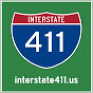 Interstate 411