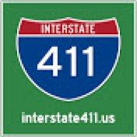 Interstate 411