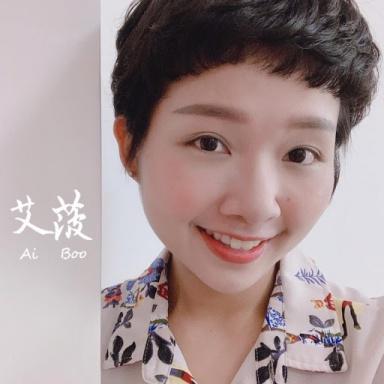 艾菠手工紋繡藝術-台南霧眉-1012 - cover